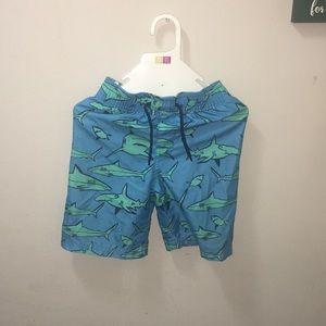 Boys Old Navy Swim Trunks Size 5t